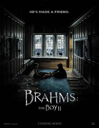 Brahms: The Boy II (2020) English 480p HC HDRip x264 250MB