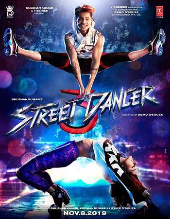 Street Dancer 3D (2020) Hindi 720p HDRip x264 1.1GB Full Movie Download