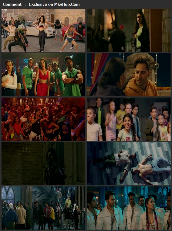 Street Dancer 3D 2020 Hindi 1080p WEB-DL 2.3GB Download