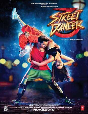 Street Dancer 3D 2020 Hindi 720p WEB-DL 1.2GB Download
