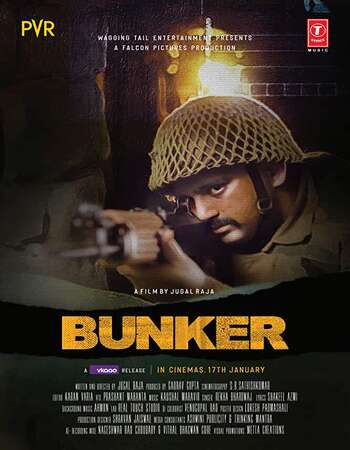Bunker (2020) Hindi 720p HDRip x264 1.1GB Full Movie Download
