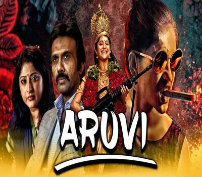 Aruvi (2020) Hindi Dubbed 720p HDRip x264 900MB Movie Download