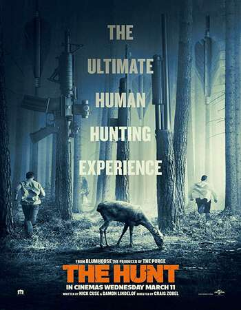 The Hunt 2020 English 1080p BluRay 1.5GB Download