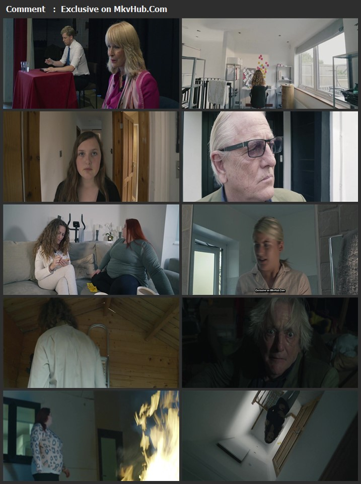 Doll House 2020 English 720p WEB-DL 750MB Download