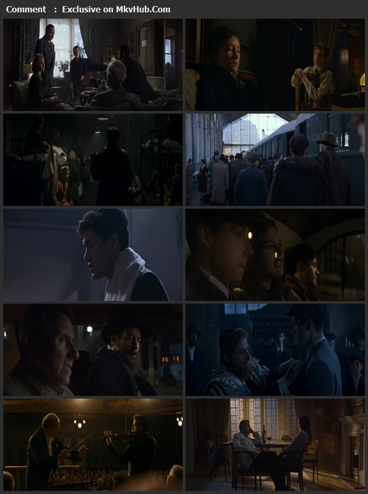 The Song of Names 2019 English 720p BluRay 1GB Download