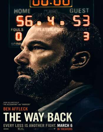 The Way Back (2020) English 720p WEB-DL x264 950MB Full Movie Download