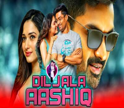 Diljala Aashiq (2020) Hindi Dubbed 720p HDRip x264 800MB Full Movie Download