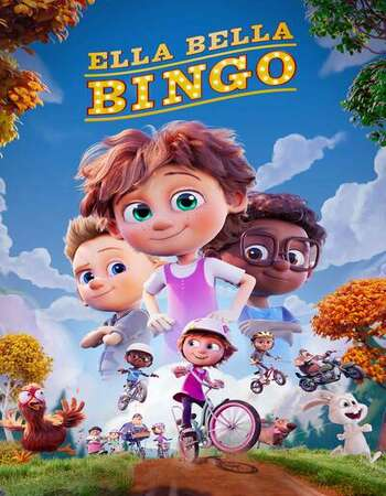 Ella Bella Bingo 2020 English 720p WEB-DL 700MB Download