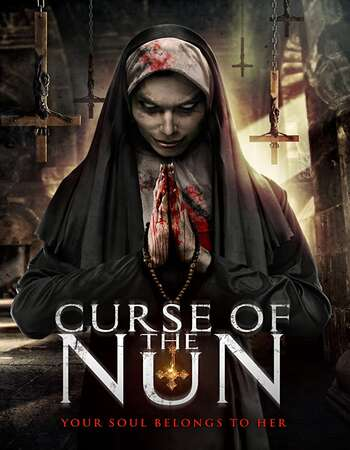 Curse of the Nun 2019 Dual Audio [Hindi-English] 720p BluRay 800MB Download