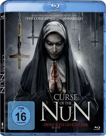 Curse of the Nun (2019) Dual Audio Hindi 720p BluRay x264 800MB Full Movie Download
