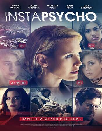 InstaPsycho 2020 English 720p WEB-DL 900MB ESubs