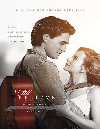 I Still Believe 2020 English 720p BluRay 1GB Download