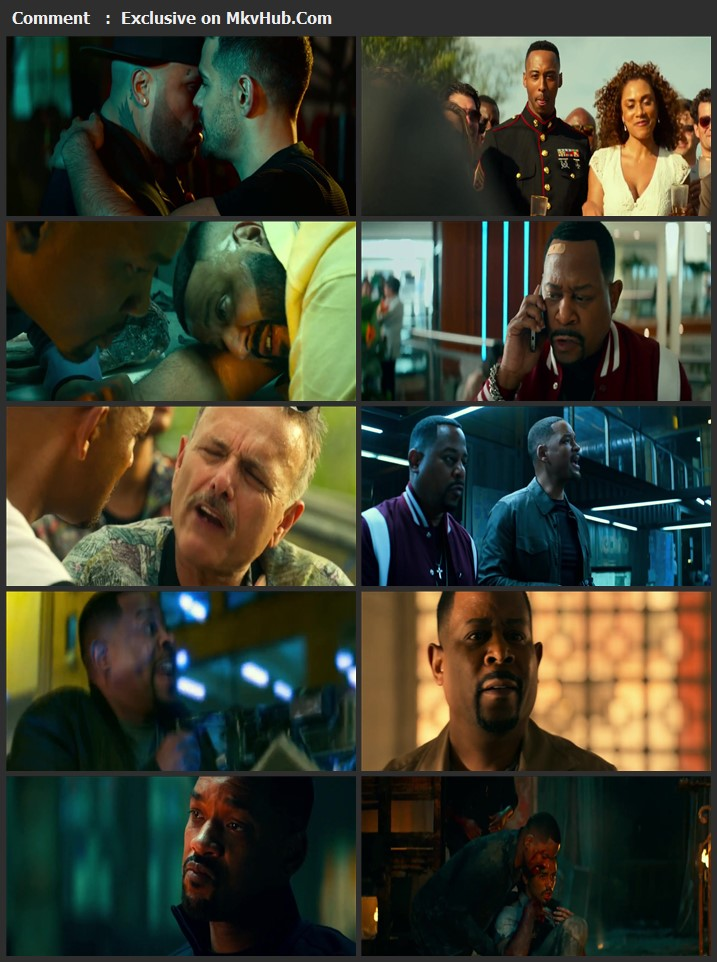 Bad Boys for Life 2020 English 1080p BluRay 2GB Download