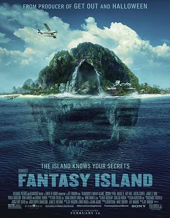 Fantasy Island 2020 English 720p WEB-DL 950MB Download