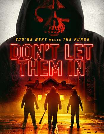 Don't Let Them In 2020 English 720p WEB-DL 700MB Download