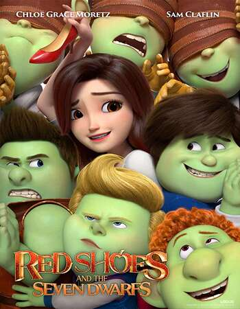 Red Shoes and the Seven Dwarfs (2019) English 720p HDRip 800MB ESubs