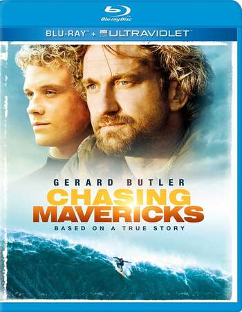 Chasing Mavericks (2012) Dual Audio Hindi 480p BluRay 350MB ESubs Full Movie Download