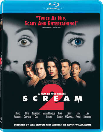 Scream 2 (1997) Dual Audio Hindi 480p BluRay x264 400MB