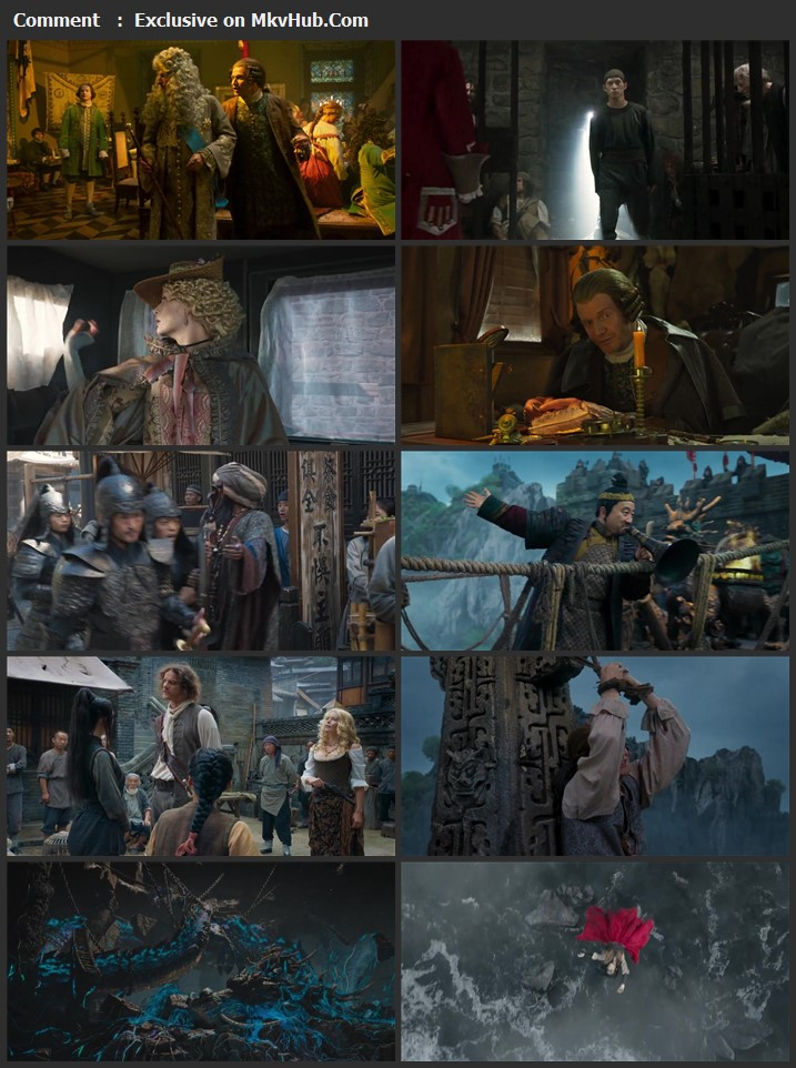 The Mystery Of The Dragon Seal 2019 English 720p WEB-DL 1GB Download