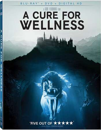 A Cure For Wellness (2016) ORG Hindi Dual Audio 480p BluRay ESubs 450MB