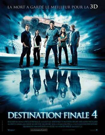The Final Destination 4 (2009) Dual Audio Hindi 480p BluRay 250MB ESubs Full Movie Download