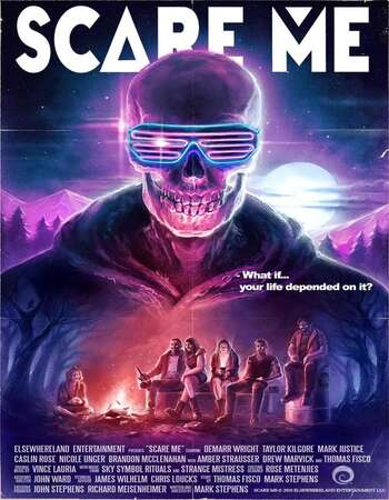 Scare Me (2020) English 720p WEB-DL x264 800MB Full Movie Download