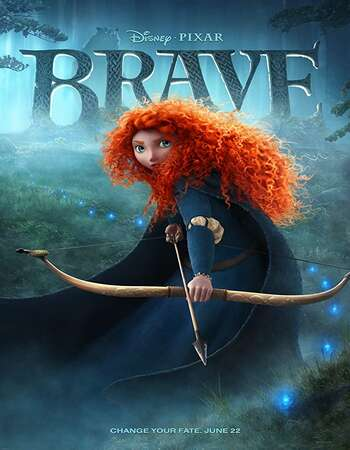 Brave 2012 Dual Audio [Hindi-English] 720p BluRay 1.1GB Download