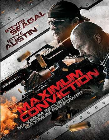 Maximum Conviction 2012 Dual Audio [Hindi-English] 720p BluRay 950MB