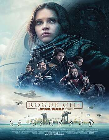 Rogue One: A Star Wars Story 2016 Dual Audio [Hindi-English] 720p BluRay 1GB ESubs