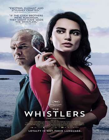The Whistlers 2019 English 720p WEB-DL 850MB Download