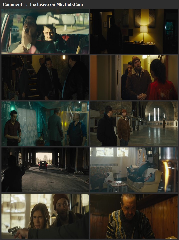 Clover 2020 English 720p WEB-DL 900MB Download