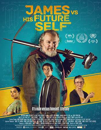 James vs. His Future Self 2019 English 720p WEB-DL 800MB ESubs