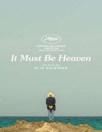 It Must Be Heaven 2019 English 720p HC WEB-DL 850MB