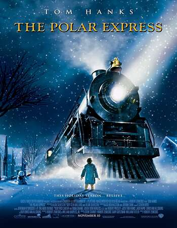 The Polar Express 2004 Dual Audio [Hindi-English] 720p BluRay 800MB