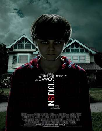 Insidious 2010 Dual Audio [Hindi-English] 720p BluRay 800MB