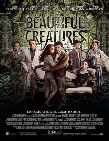 Beautiful Creatures 2013 Dual Audio [Hindi-English] 720p BluRay 1GB ESubs