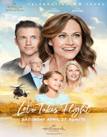 Love Takes Flight 2019 English 720p WEB-DL 750MB Download