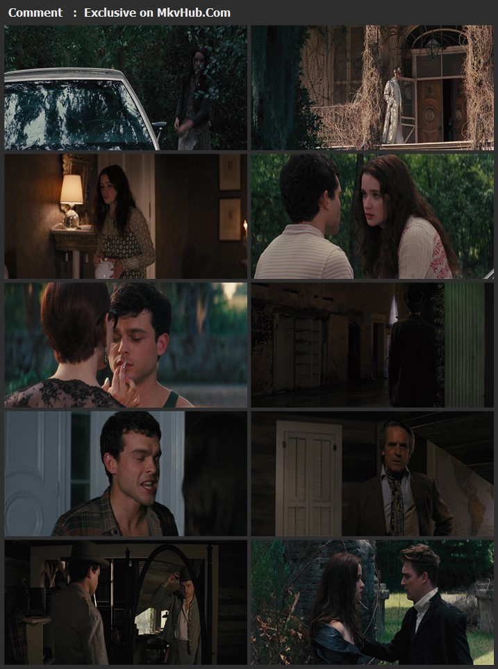 Beautiful Creatures 2013 Dual Audio [Hindi-English] 720p BluRay 1GB Download