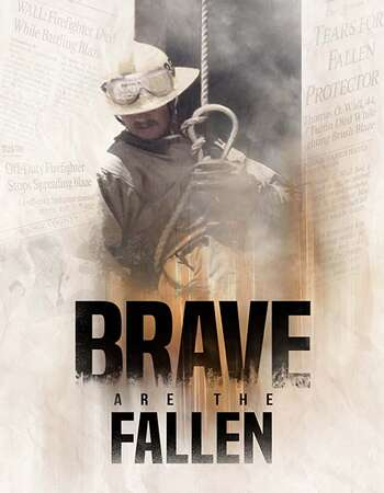 Brave are the Fallen 2020 English 720p WEB-DL 450MB Download