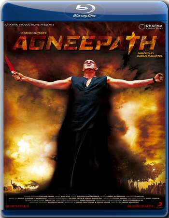 Agneepath (2012) Hindi 720p BluRay x264 1.3GB