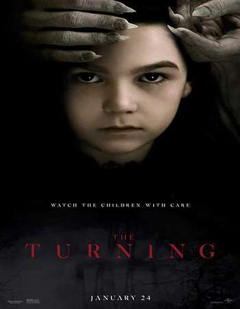 The Turning (2020) English 720p WEB-DL x264 800MB Full Movie Download