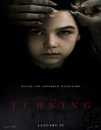 The Turning 2020 English 720p BluRay 1.6GB ESubs