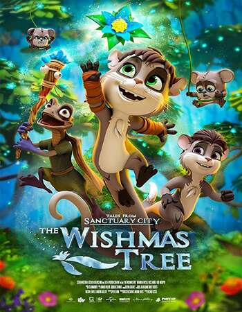 The Wishmas Tree 2020 English 720p WEB-DL 750MB Download