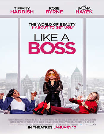 Like a Boss 2020 English 1080p BluRay 1.4GB ESubs