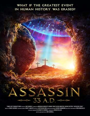 Assassin 33 A.D. 2020 Full Movie 300MB WEB-DL x264 ESub
