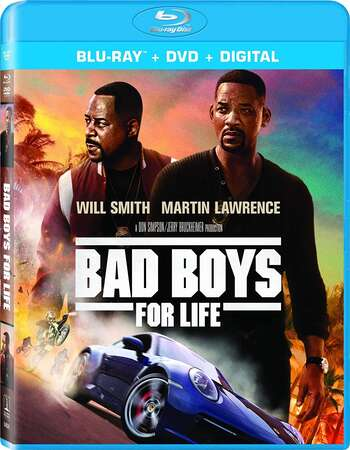 Bad Boys for Life (2020) Dual Audio Hindi 480p BluRay 400MB ESubs Full Movie Download