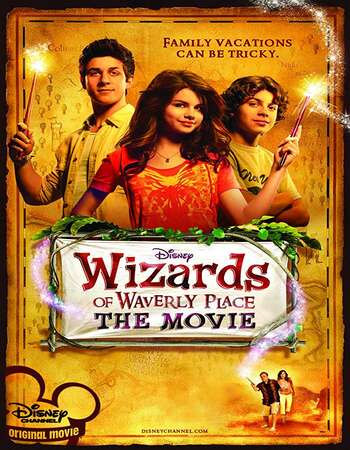 Wizards of Waverly Place: The Movie 2009 Dual Audio [Hindi-English] 720p BluRay 1.1GB Download