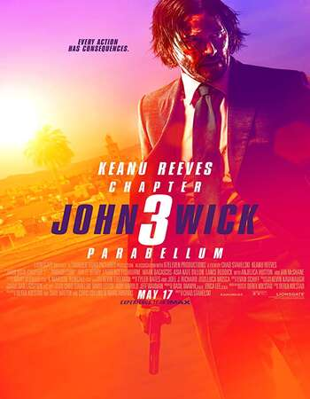 John Wick 3 2019 Dual Audio [Hindi-English] 720p BluRay 1GB ESubs Download