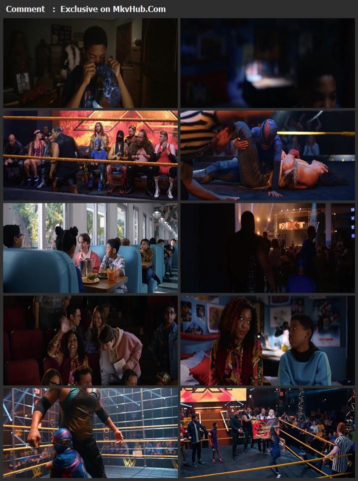 The Main Event 2020 English 720p WEB-DL 850MB Download