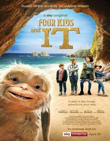 Four Kids and It 2020 English 720p WEB-DL 900MB Download